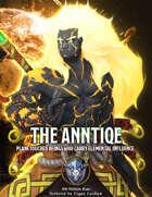 Somnus Domina: Anntiqe (5e Race) (Fantasy Grounds Mod)