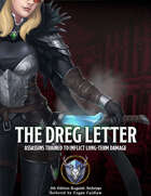 Somnus Domina: Dreg Letter (5e Roguish Archetype) (Fantasy Grounds Mod)