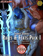 Somnus Domina: Feats & Races Pack I (5e)