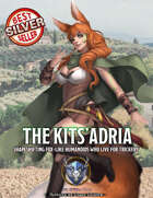 Somnus Domina: Kits'Adria (5e Race)