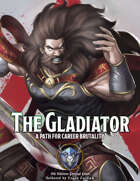 Somnus Domina: Path of the Gladiator (5e Primal Path) (Fantasy Grounds Mod)