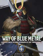 Somnus Domina: The Way of Blue Metal (5e Martial Archetype)
