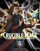 Somnus Domina: Crucible Mage (5e Arcane Tradition) (Fantasy Grounds Mod)