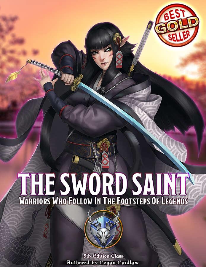 Somnus Domina: The Sword Saint (5e Class)