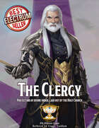Trial of Heroes: The Clergy (5e Class) (Fantasy Grounds Mod)