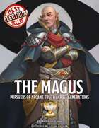 Trial of Heroes: The Magus (5e Class) (Fantasy Grounds Mod)