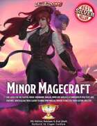 Trial of Heroes: Minor Magecraft Pack (5e Subclass & Feat Pack)