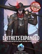 Somnus Domina: Epithets Expanded (5e Epithets & Feats)