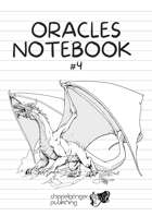 Oracles Notebook v4 (solo)+ fillable PDF