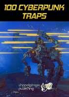100 Cyberpunk Traps
