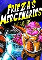 Frieza's Mercenaries one-page rpg