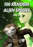100 Random Alien Species v2