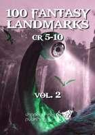 100 Fantasy Landmarks CR5to10 v2