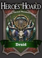 The Decks of the Heroes Hoard: Druid