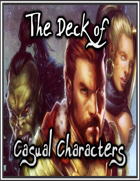 The Deck of Casual Characters - Miners Deck Two