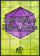 The D20 Status Effect Deck