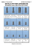 Stars and Steel miniatures - Batalin pattern spaceships