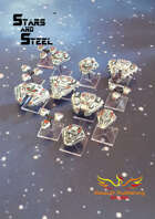 Stars and Steel miniatures - Martian Union patterns