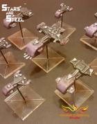 Stars and Steel miniatures - Black Squadron