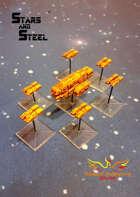Stars and Steel miniatures - Van Esterich Protectors