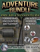Adventure Assets - Dread Encounters Tokens and Maps [BUNDLE]