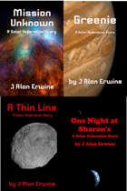 The Solar Federation Stories 1-4 [BUNDLE]