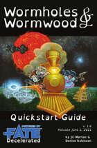 Wormholes & Wormwood Quickstart