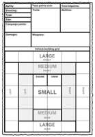 Planet 28 vehicle character sheets