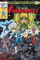 THE FORMIDABLES #5