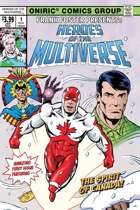 HEROES OF THE MULTIVERSE #1