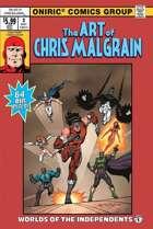 THE ART OF CHRIS MALGRAIN #2