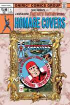 HOMAGE COVERS #2