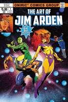 THE ART OF JIM ARDEN #1