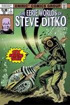 THE EERIE WORLDS OF STEVE DITKO #2