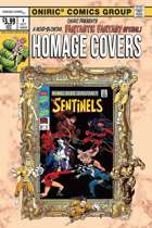HOMAGE COVERS #3