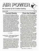 AP Journal of Air Combat Gaming #01