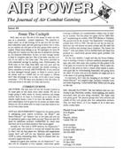 AP Journal of Air Combat Gaming #06