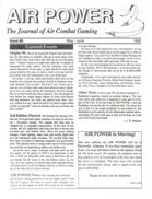 AP Journal of Air Combat Gaming #09