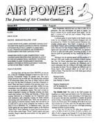 AP Journal of Air Combat Gaming #10