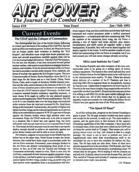 AP Journal of Air Combat Gaming #19