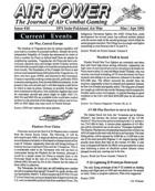 AP Journal of Air Combat Gaming #20