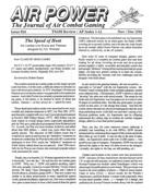 AP Journal of Air Combat Gaming #24