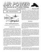 AP Journal of Air Combat Gaming #27