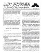AP Journal of Air Combat Gaming #29