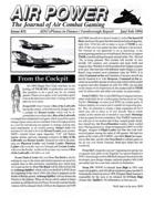 AP Journal of Air Combat Gaming #31
