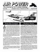 AP Journal of Air Combat Gaming #35