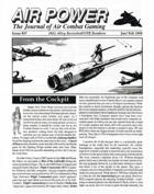 AP Journal of Air Combat Gaming #37
