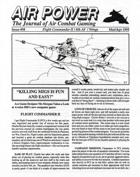 AP Journal of Air Combat Gaming #38