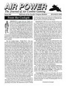 AP Journal of Air Combat Gaming #40