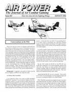 AP Journal of Air Combat Gaming #47